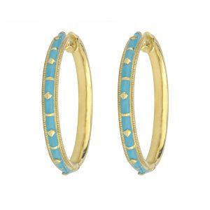 medium turquoise ceramic hoop earrings 1536x1525 1